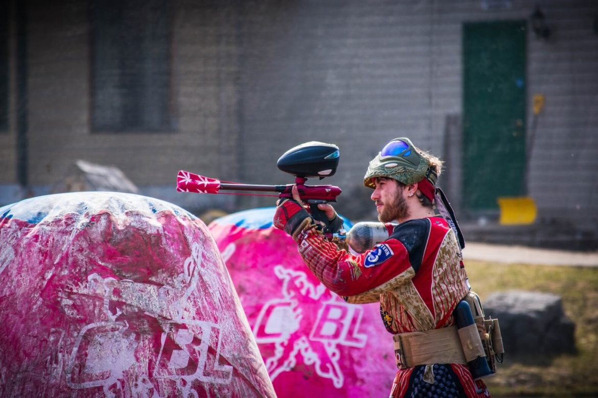 Paintball – feel like an army in jungle